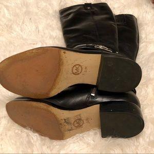 MICHAEL Michael Kors Shoes - MICHAEL Michael Kors Black Riding Boots
